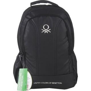 United Colors Of Benetton Okul Sırt Çantası Siyah 96029