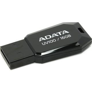 ADATA 16GB UV100 Siyah USB2.0 Bellek