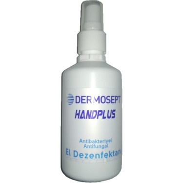 dermosept handplus antibakteriyel el dezenfektani sprey 100 ml