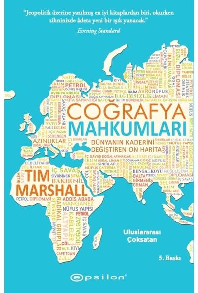 Coğrafya Mahkumları - Tim Marshall