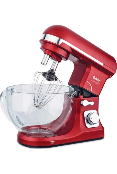 Fakir Culina Chef Kırmızı 1000 W 5 lt Mutfak Şefi
