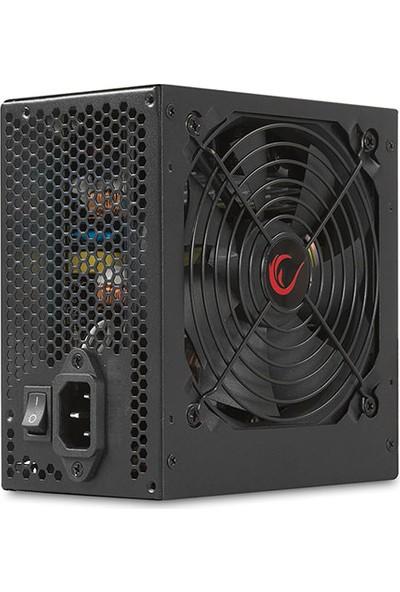 Rampage RMP-650-80PB 650W 14cm Siyah Fan 80 Plus Bronze Aktif PFC Power Supply