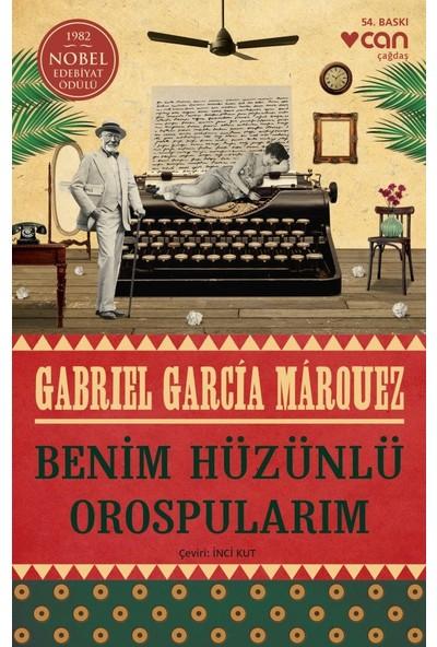 Benim Hüzünlü Orospularım - Gabriel Garcia Marquez