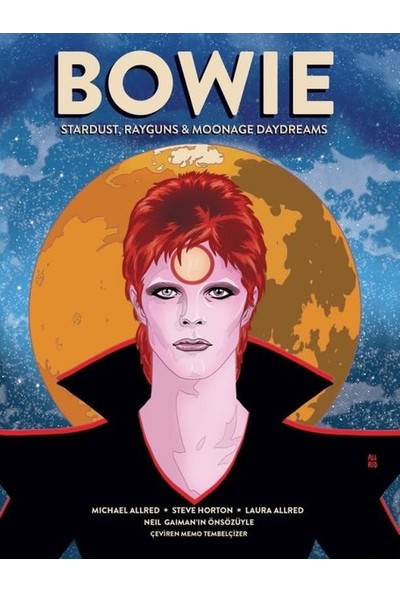 Bowie - Michael Allred