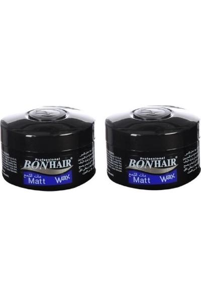 Bonhair Matt Wax 140 ml 2'li