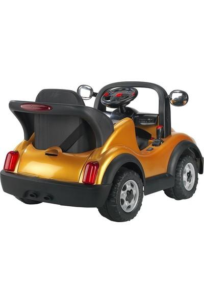 Baby2Go 2097 Cabrio 12V Akülü Araba - Gri