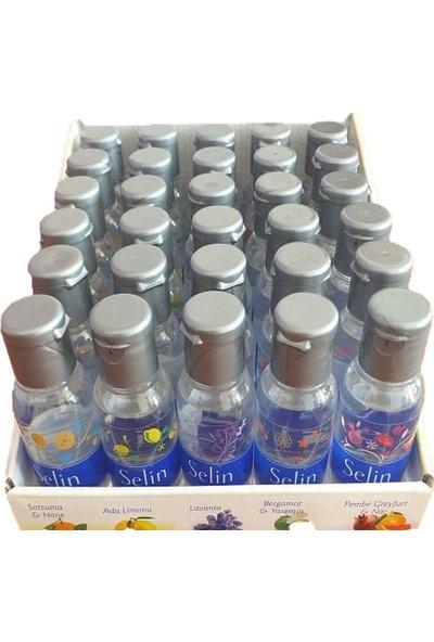 Selin 35 ml Parfümlü Kolonya Karma Set (30 Adet)