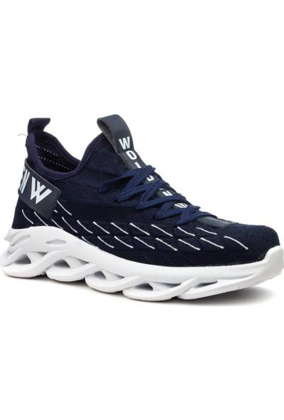 ModaFrato Wolden Triko Erkek Spor Ayakkabı Günlük Snekaer