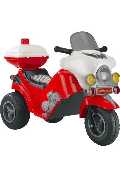 Baby2go 3 Teker 6V Akülü Motor Kırmızı
