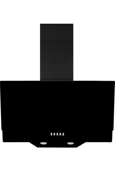 Ferre FR-FDV-ACD-0001 D003 Siyah Ankastre Davlumbaz