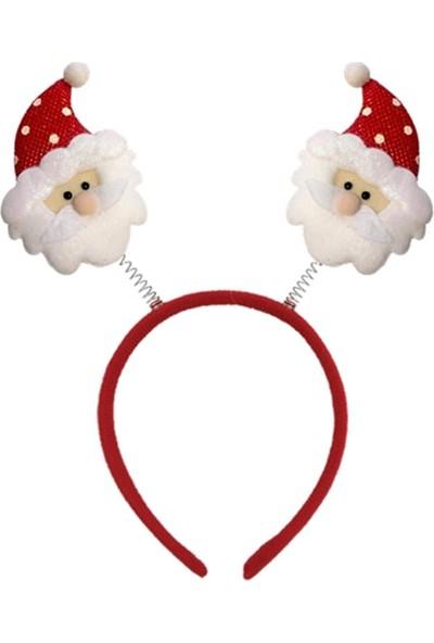 Süsle Bebek Parti Yılbaşı Taç Noel Baba