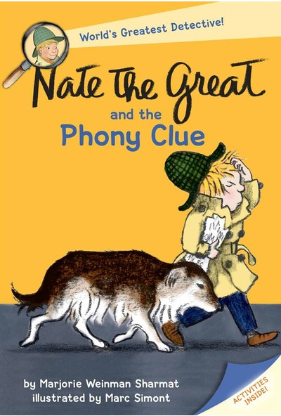 Nate the Great and the Phony Clue - Marjorie Weinman Sharma