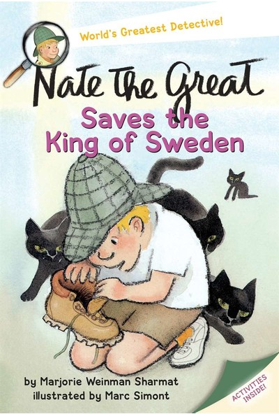 Nate the Great Saves the King of Sweden - Marjorie Weinman Sharmat