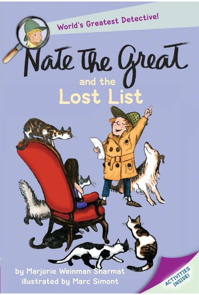 Nate the Great and the Lost List - Marjorie Weinman Sharmat