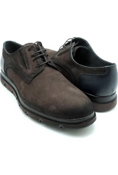 Delta Nubuk Deri Günlük Erkek Ayakkabı