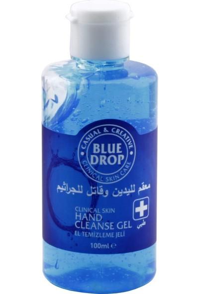 Blue Drop Antibakteriyel El Temizleme Jeli 100 ml