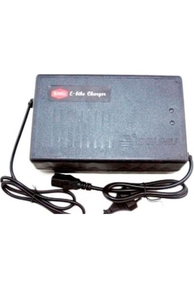 Rmg 60V 60-80AH Şarj Cihazı E-Bıke Otomatik Şarj Kesme
