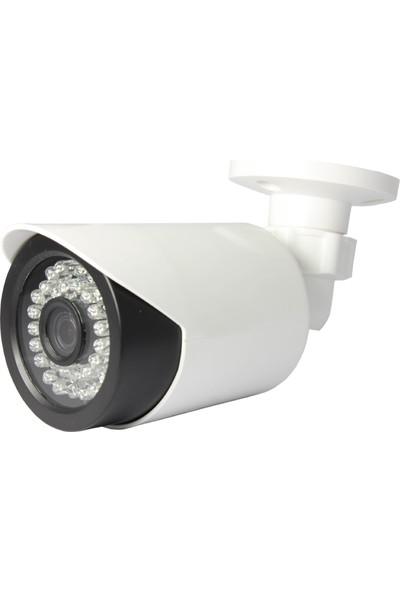 Enkatek Gece Görüşlü 8 Kameralı 2 Mp Full Hd 1080P Ahd Harekete Duyarlı Güvenlik Kamera Sistemi