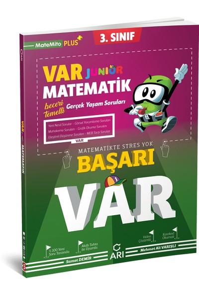 Arı Yayıncılık Var Junior Matematik Soru Bankası 3. Sınıf