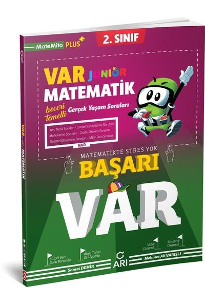 Arı Yayıncılık Var Junior Matematik Soru Bankası 2. Sınıf