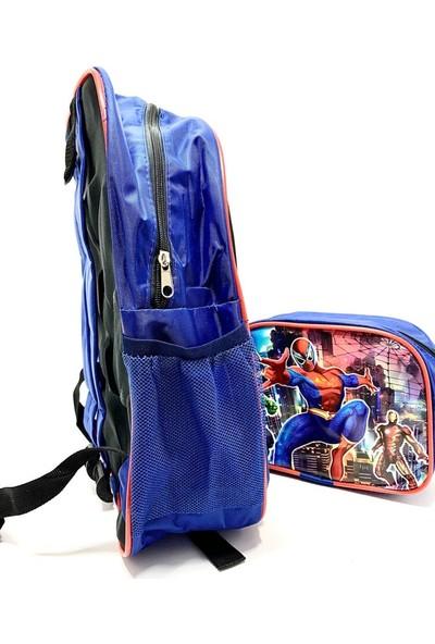Mikro Okul Çantası Spiderman