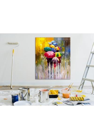 Hepsi Home 50 x 64 cm Dekoratif Kanvas Tablo