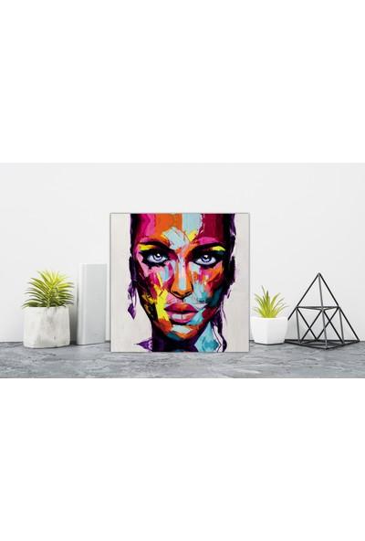 Hepsi Home 40 x 40 cm Dekoratif Kanvas Tablo