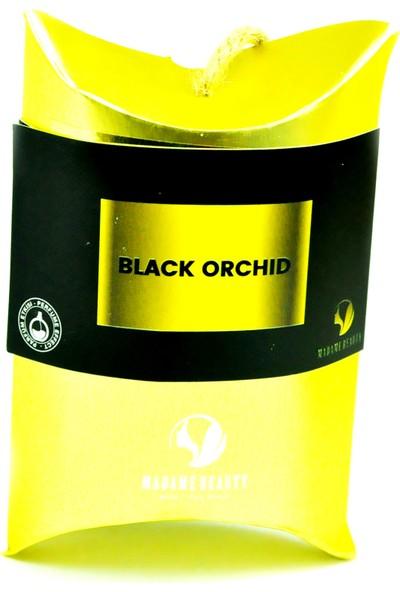 Madame Beauty Doğal Organik Erkek Parfümlü Black Orhıd Banyo Sabunu