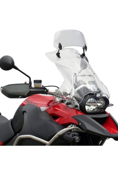 Knmaster Motosiklet Ön Cam Uzatma / Deflektör Model C