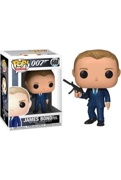 Funko Pop 007 James Bond From Quantum Of Solace Figürü