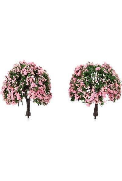 Jordania Maket Ağaç 6 cm 1/100 2'li W6070A
