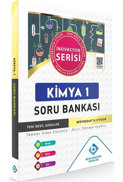 Bilim Anahtarı Yayınları Kimya 1 Soru Bankası