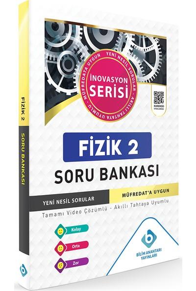Bilim Anahtarı Yayınları Fizik 2 Soru Bankası