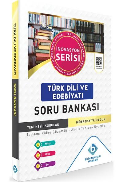 Bilim Anahtarı Yayınları Türk Dili ve Edebiyatı Soru Bankası