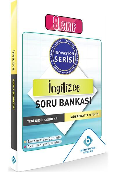 Bilim Anahtarı Yayınları Lgs Ingilizce Soru Bankası