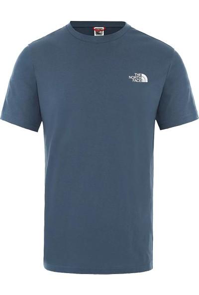 The North Face Simple Dome Erkek T-Shirt - T92TX5N4L
