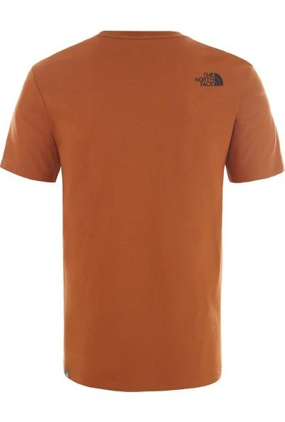 The North Face Woodcut Dome Erkek T-Shirt - T0A3G1UBT