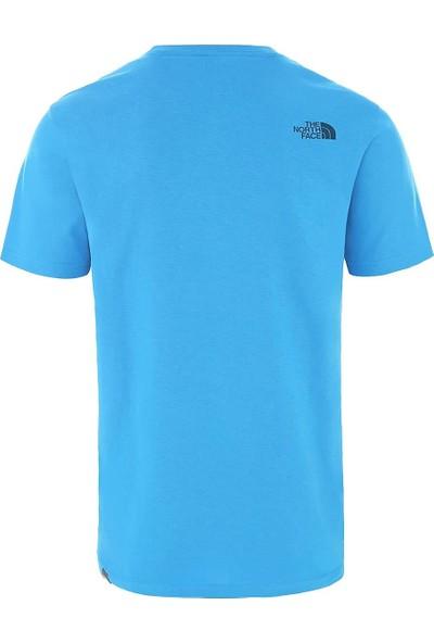 The North Face Mountain Line Erkek T-Shirt - T0A3G2W8G
