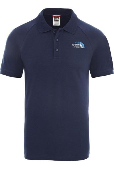 The North Face Raglan Polo Erkek T-Shirt - T93BQ2N4L