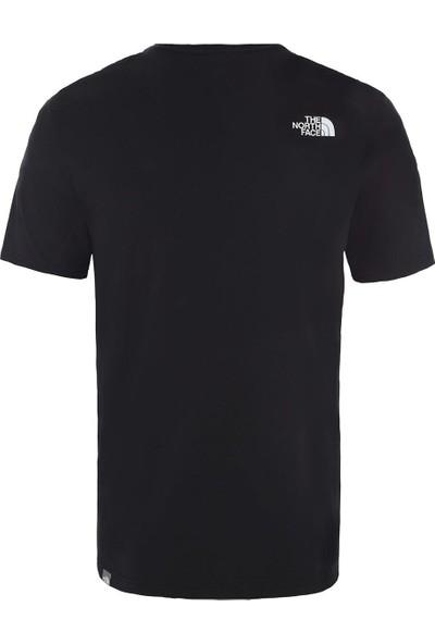 The North Face Woodcut Dome Erkek T-Shirt - T0A3G1JK3