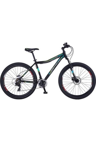 "Antaeus Dağ Bisikleti Sb100 27,5 Hd 18"" Siyah - Yeşil - Turkuaz"
