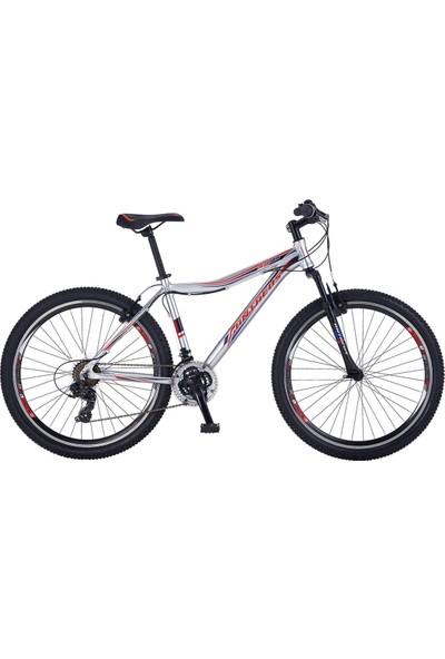 "Antaeus Dağ Bisikleti Sb100 26 V 18"" Gri - Kırmızı - Mavi"