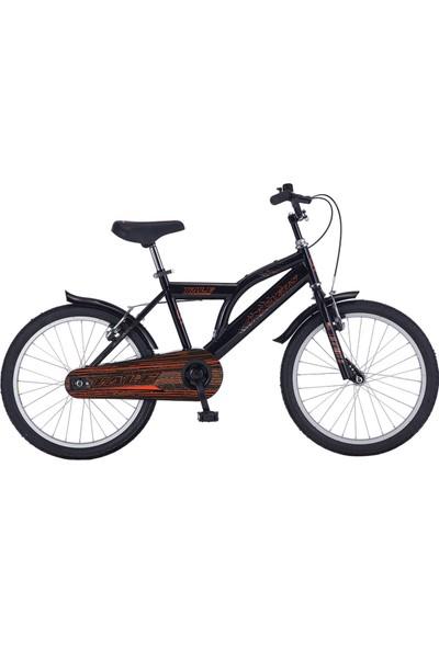 Antaeus Çocuk Bisikleti Tale 20 Siyah - Turuncu