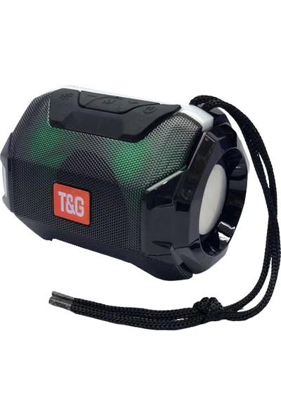 T&G TG162 Işıklı Bluetooth Hoparlör Ses Bombası