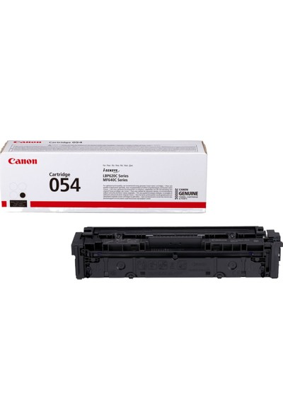 Canon CRG 054 Orj. MF645CX MF641CX Mavi Toner