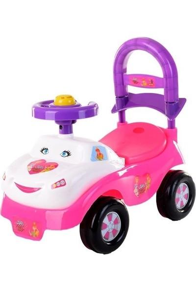 Oyuncakavm Yürüme Yardımcısı Ilk Arabam Pembe