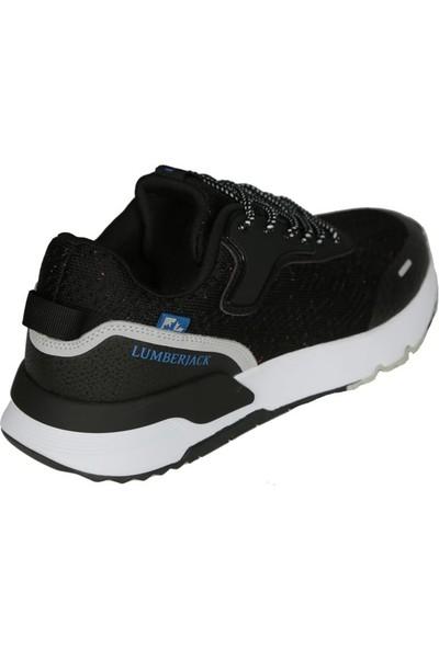 Lumberjack Perast Erkek Siyah Sneaker Ayakkabı 100497682