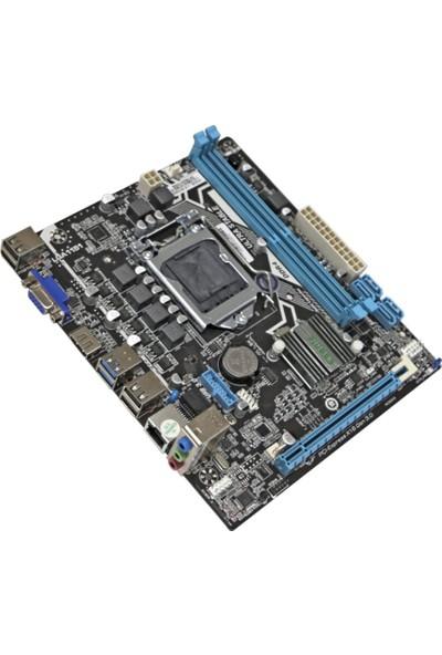Esonic H310CNB 6/7/8/9.nesil Soket 1151 Pin H310 Chipset Ddr4 2666MHZ Anakart