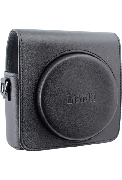 Fujifilm Instax Sq 6 Siyah Deri Çanta Seri2