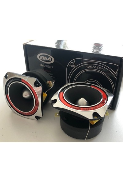 Bm Audio Adt - 43B 500 Watt Profesyonel Spl Dome Tweeter (Anfi Uyumlu)